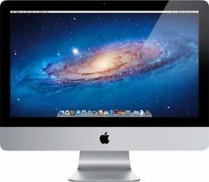 "OPENBOX SUNRIDGE SALE - Apple Imac 21.5"" 2013 All In One Desktop, Intel Core I5, 8GB Ram, 1TB HDD, High Sierra"