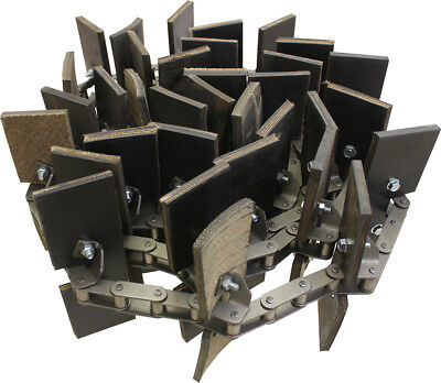 Clean Grain Elevator Chain Rubber Paddle For Massey Ferguson 8560 Combines