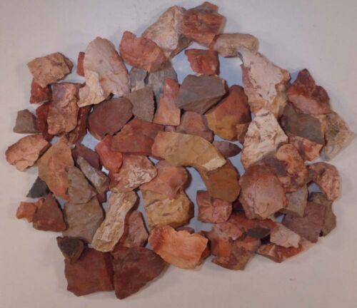 2 Lbs. Mixed Broken Artifacts Arrowheads Flint Ridge Ohio