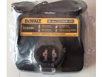 DeWALT DCB095 8-Volt Max Pocket Battery Charger for Gyroscopic tools New 2020 110volt