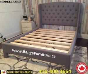 DIRECT BED FRAME & MATTRESS FACTORY! **100% CANADIAN MADE**