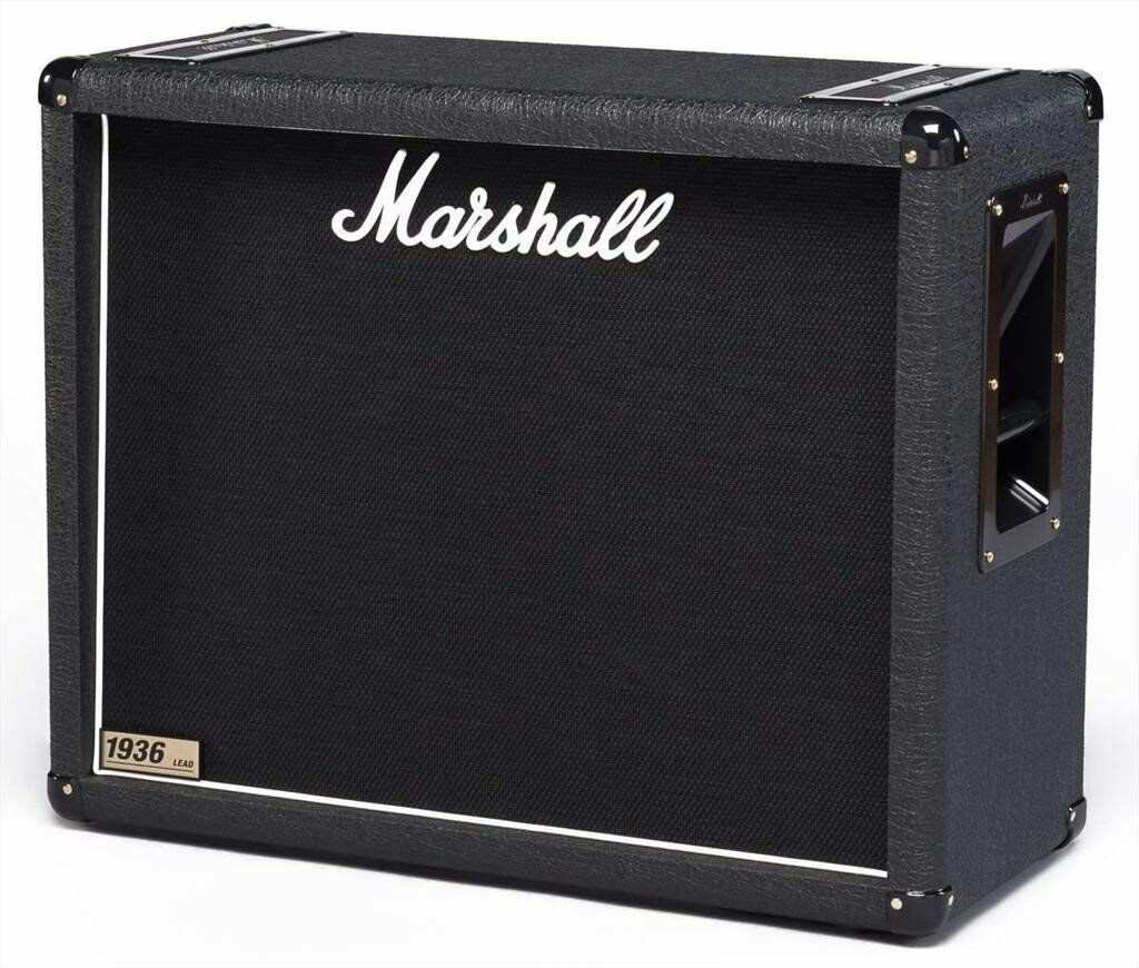 2x12 Speaker Cabinet Marshall 1936 150w 2x12 Speaker Cabinet With Cover And Castors