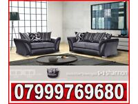 this week only brand new 3 + 2 shannon sofa 7657