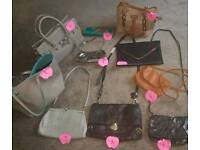Various designer handbags. Most new without tags. Message me for a price. Collection Nelson