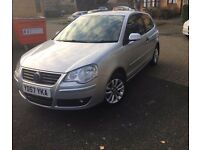 VW Polo 1.2 SE with FULL SERVICE HISTORY