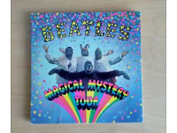 Beatle Magical Mystery Tour 45s and booklet