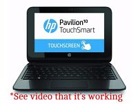 HP 10.1'' Pavilion Notebook PC Sparking Black AMD1GHZ,2GB,500MB WIN 8.1