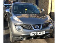 Quick Sale required on this Nissan Juke Acenta Premium edition in great condition