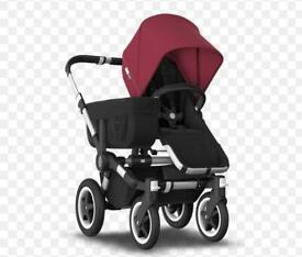 Bugaboo Donkey 2 Mono complete Set (Immaculate Condition)