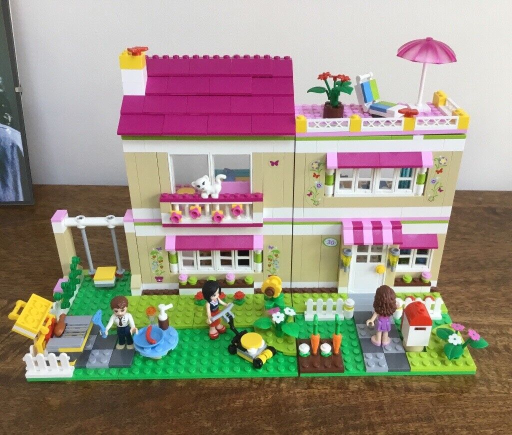 Lego Friends Olivias House 3315 In Newcastle Tyne And Wear Gumtree