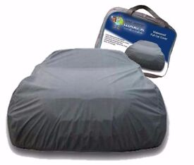 New Fully Breathable Water Resistant Indoor Car Cover Small Size