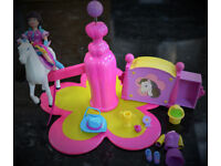 Polly Pocket Prancing Pony