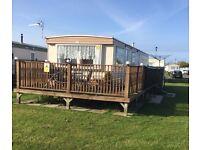 6 berth 3 bed caravan,ingoldmells,skegness,DOG FRIENDLY,1-8 july £295 special,wk only,sat to sat