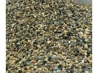 Gravel hardcore scalpings turf stone grit river sharp building sand crusher run gravel pebbles grass