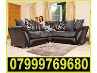 this week only free pouffe with brand new corner sofa 8768