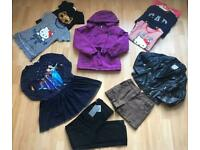 Girls 8/10 yrs old branded bundles of clothes must go soon