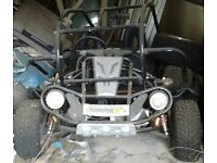 Road Legal Hammerhead 250cc Buggy - for spares or repairs