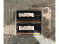 DDR3 4gb Mac/Laptop RAM