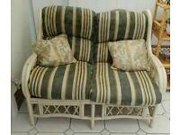 Cane Furniture Set 5 Piece