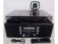 TEAC LP-R550USB Vinyl Turntable / Media Centre with CD & Cassette Player