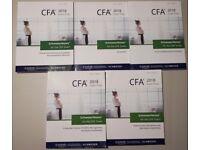 2018 CFA Level 1 Schweser Notes & Premium Materials. Level I.