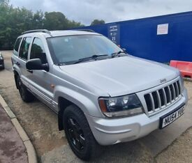image for Automatic Jeep Grand Cherokee 2004