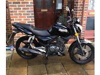 KSR 125cc learner legal motorbike