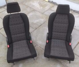 Peugeot 307 SW Estate 3rd row rear seats (pair)