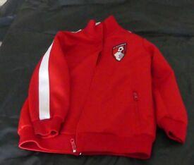 Boys Bournemouth Zip Jacket, Age 7/8