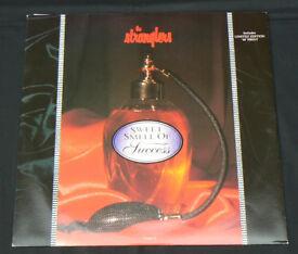 """The Stranglers Sweet Smell Of Success 12"""" EP+Ltd Ed.10 PRINT UK ORIG 1990 VINYL"""