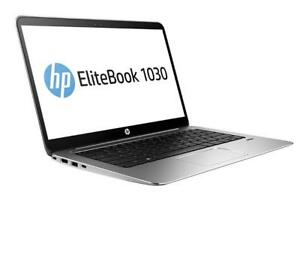"HP EliteBook 1030 G1 13.3"" Touchscreen Notebook - Intel Core M (6th Gen) m5-6Y57 16GB - 256GB SSD"