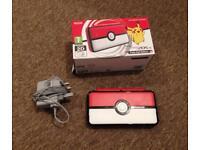 Nintendo 2DS XL Pokeball Edition