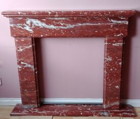 FIRE PLACE MARMO LIVING ROOM new
