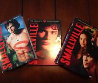 Smallville Seasons 1-3
