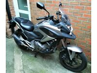 Honda NC700X Motorcycle