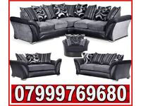 DFS 3 + 2 OR CORNER SHANNON SOFA FAST DELIVERY