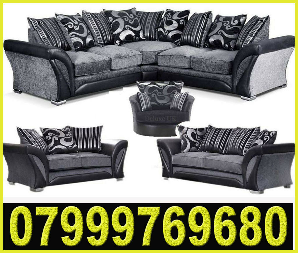 3 2 Or Corner Brand New Sofa Fast Delivery Sofas This Week Only