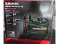 INVERTOR GENERATOR PGI 1200 B2 not to be confused with the smaller model!