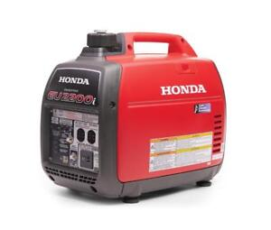 2018 HONDA EU 2200 I Inverter Generator $1399.00 POWER EVENT