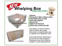 BRAND NEW - Puppy Whelping Box - FREE DELIVERY