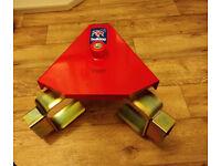 BULLDOG TITAN 170/D WHEEL CLAMP