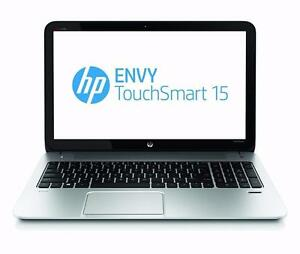 HP Envy 15-j170us 15.6-Inch Touchsmart Laptop with Beats Audio 8G RAM/ 500GB HDD HURRY UP BUYERS