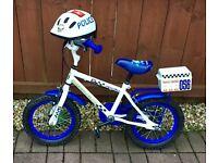 Kids police bike for sale