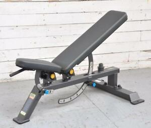 Very Best New eSPORT Commercial Grade  Multi-Adjustable Bench IRON BULL T1039 series