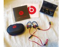 New wireless dr Dre powerbeats 2 Red