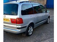 2004 Seat Alhambra 1.9 TDI PD 130 Bhp 6 Speed
