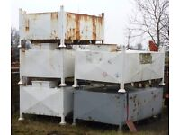 Diesel Storage Tanks - BUNDED -Various Capacities