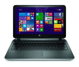 HP Pavilion 15-p047na Notebook (AMD A10 Quad Core, 2.10GHz, 8GB RAM, 1TB HDD, Windows 8.1)