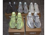 All Adidas Yeezy Boost 350 V2 Shoes Available High Quality All UK Sizes Available