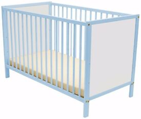 New baby cot bed
